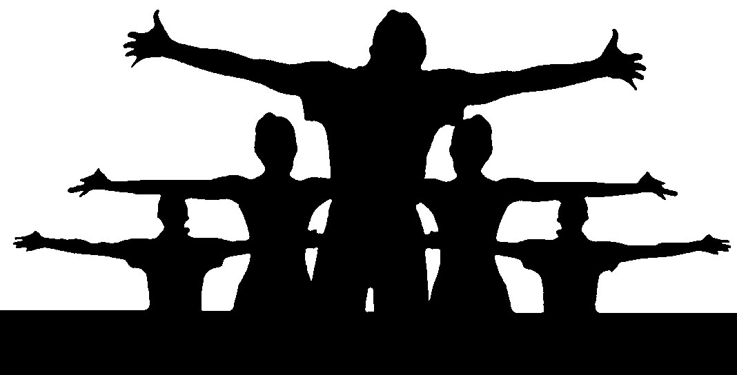Gods clipart silhouette Fans god clip god 0