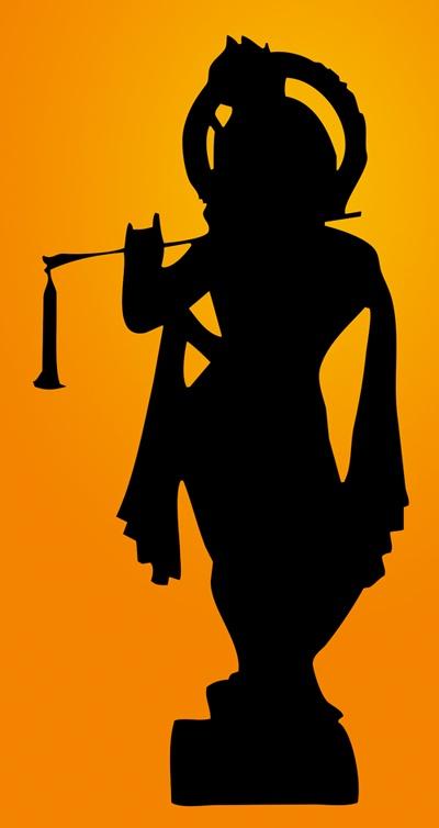 Gods clipart sri krishna Krishna popular on Krishna Hinduism?