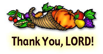Thanksgiving clipart god Clip God  Thank Clipart