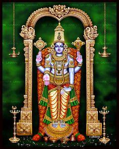 Gods clipart venkatachalapathy Lavanya's Tirumala Venkateswara Tirupathi LORD
