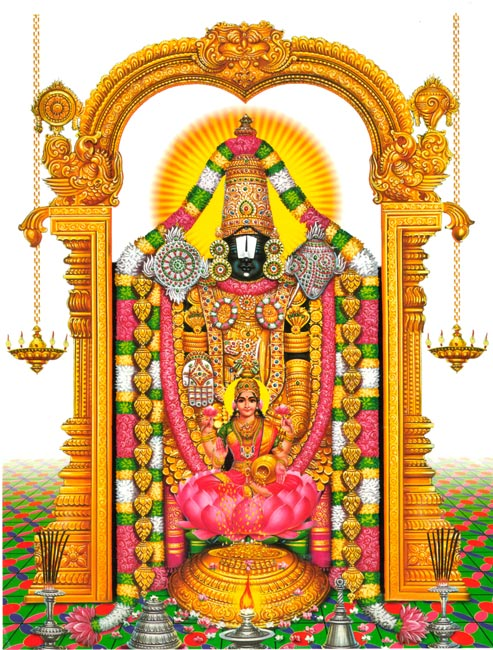 Gods clipart venkatachalapathy Venkatachalapathy Desktop Venkateswara Lakshmi High