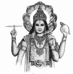 Gods clipart vishnu Free on Art Vishnu Art