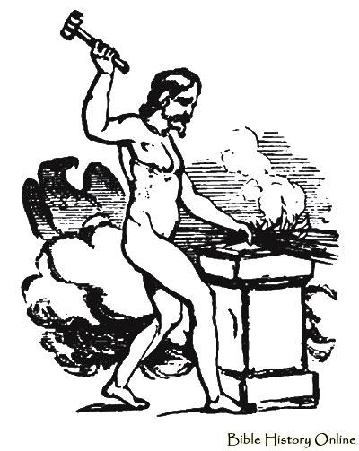 Gods clipart vulcan Fire at Of Fire Gods