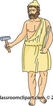 Gods clipart vulcan Mythology mythology vulcan : jpg