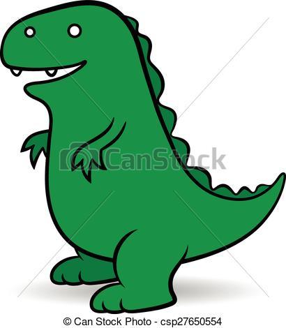 Godzilla clipart Godzilla monster csp27650554 cartoon monster