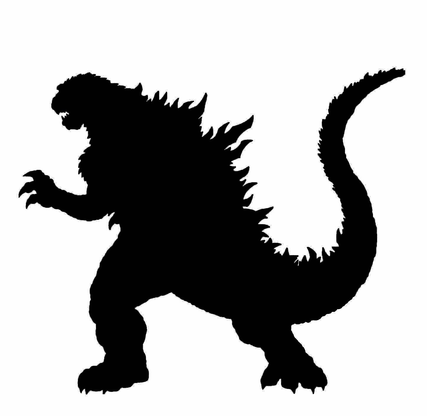 Godzilla clipart Free Clip Godzilla Art Free