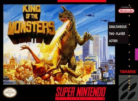 Godzilla clipart biotech is King on best Monsters(SNES) Pinterest