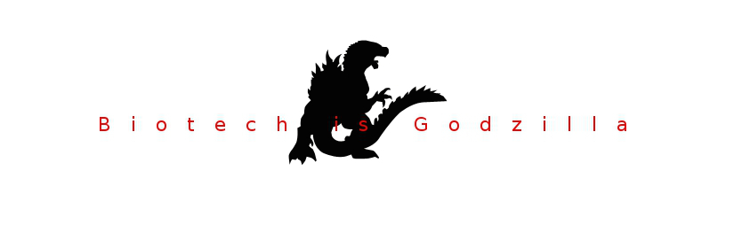 Godzilla clipart biotech is Fake  you Falso all