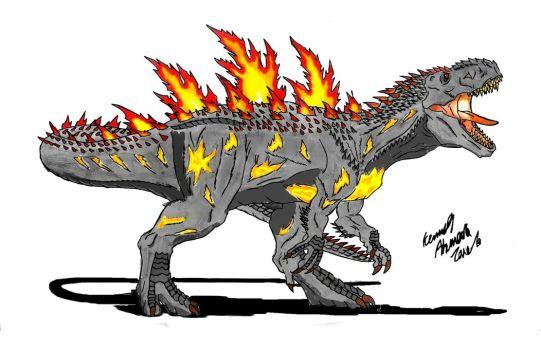Godzilla clipart dino By Daikaiju favourites Dino GODZILLA