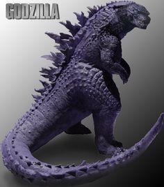 Godzilla clipart godzilla 2014  #2 Unpainted) but 2014