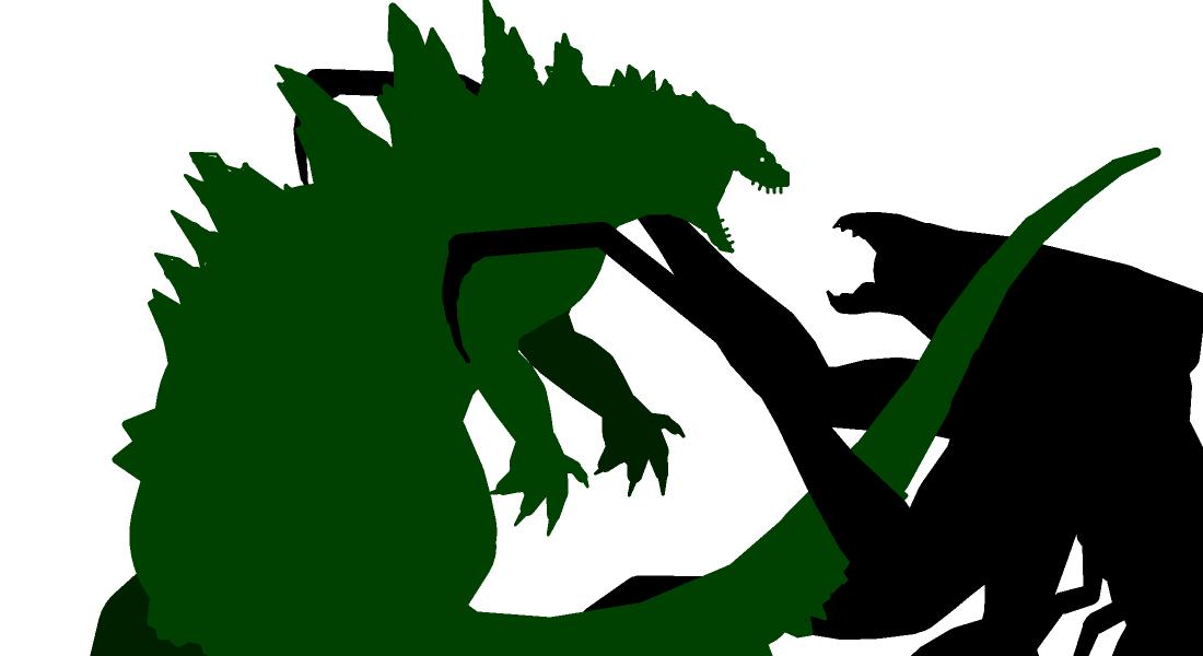 Godzilla clipart godzilla 2014 On by vs Godzilla DeviantArt
