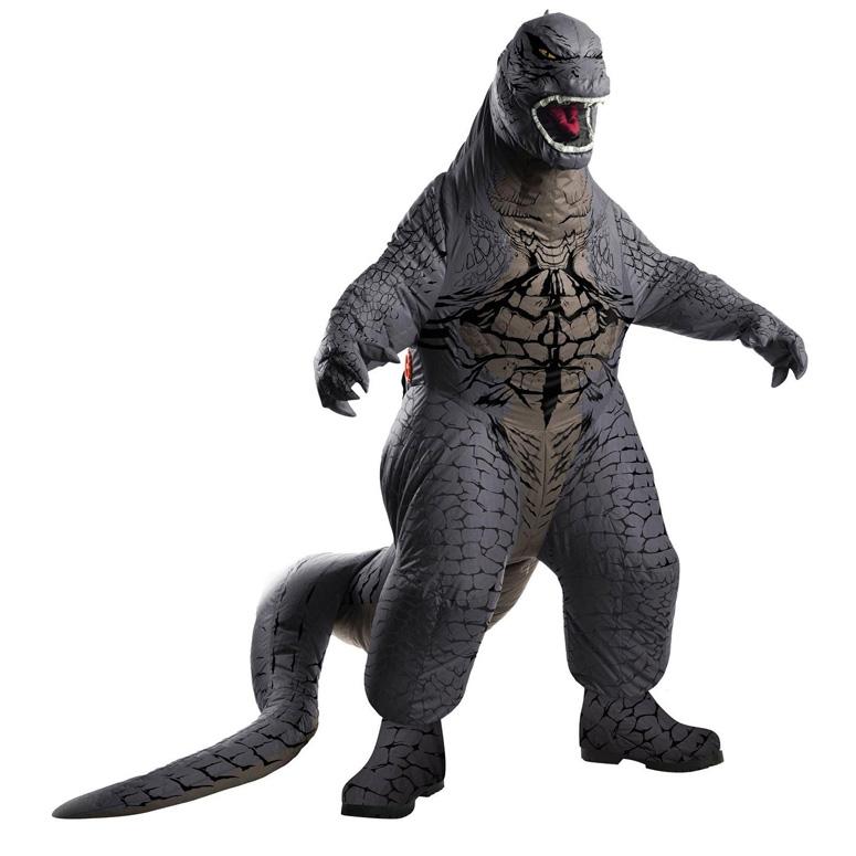 Godzilla clipart halloween Inflatable Godzilla Inflatable Costume Costume
