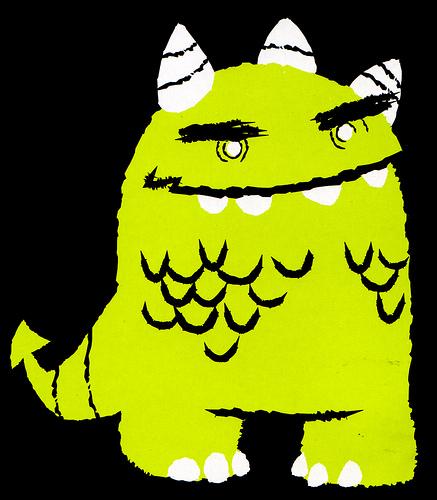 Godzilla clipart halloween Branded 80s  the 2009