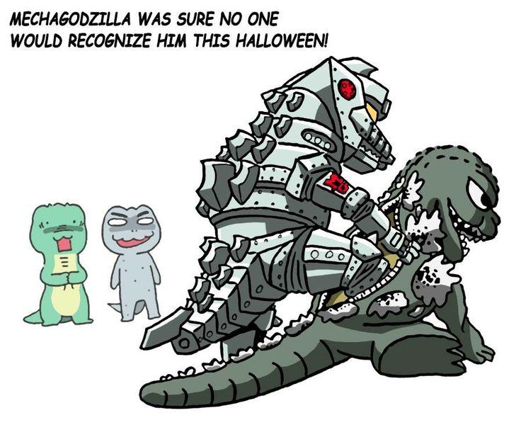 Godzilla clipart halloween Best Godzilla Sci about 2772