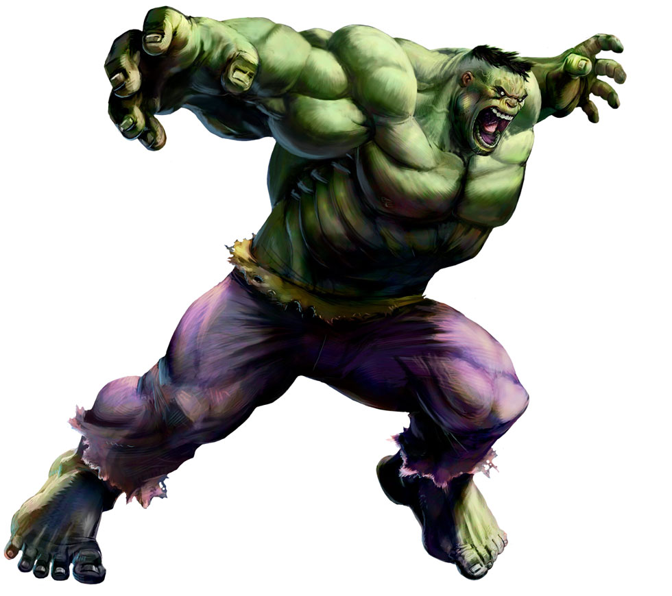 Godzilla clipart hulk Capcom Hulk Hulk Marvel 3