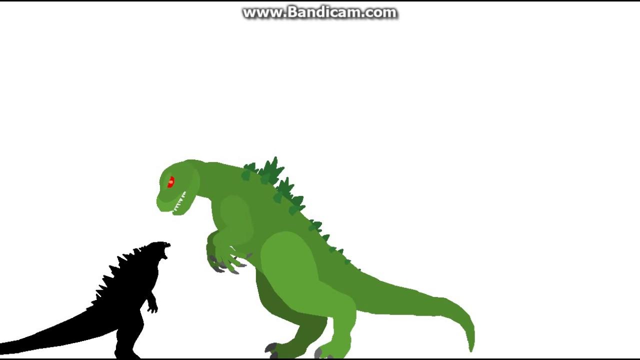Godzilla clipart hulk Marvel test YouTube Godzilla test