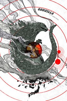 Godzilla clipart leaked Edgarascensao Information Viral GODZILLA MUTO