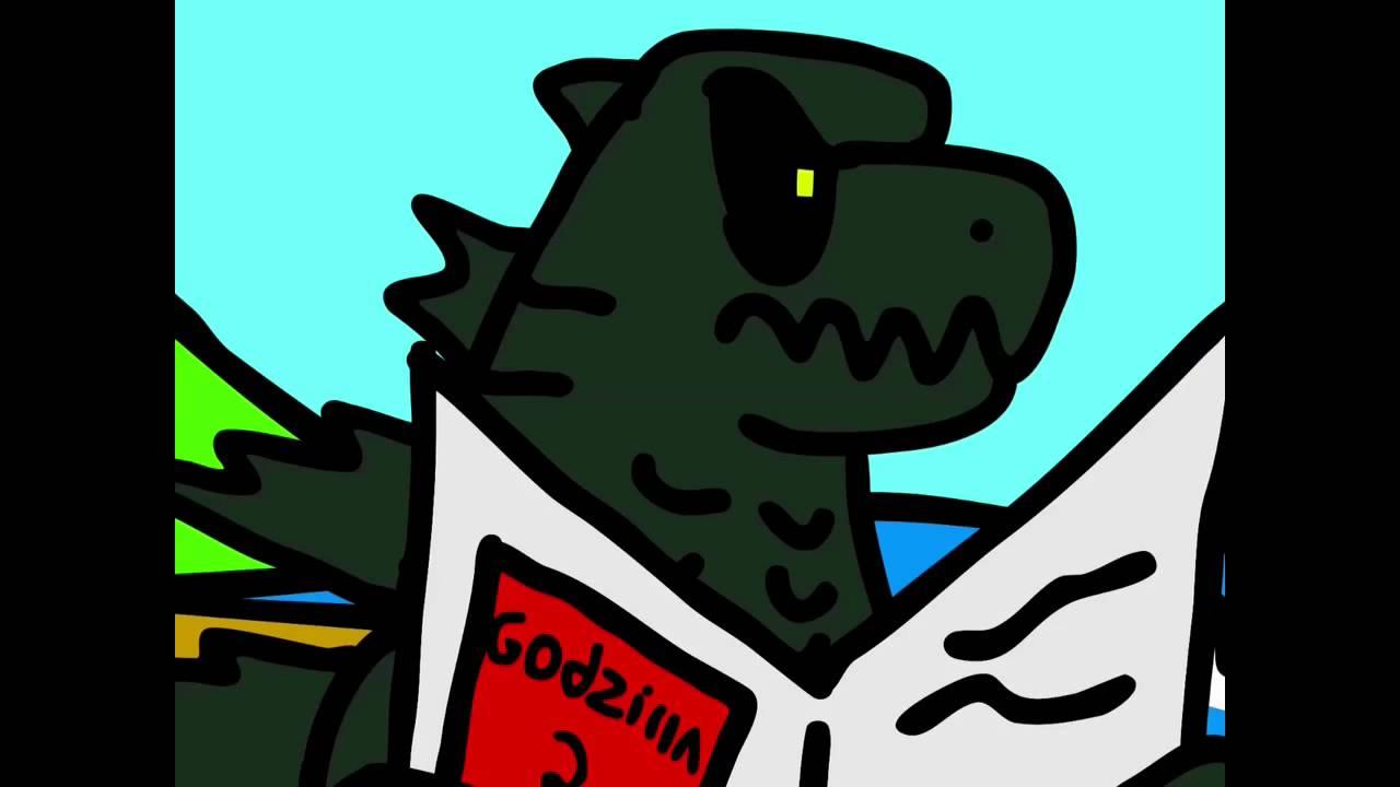 Godzilla clipart love YouTube love 4 Muto love