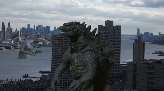 Godzilla clipart new york city Godzilla on megadanzilla Other York