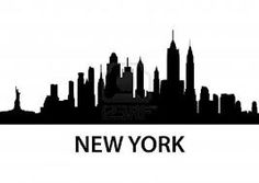 Godzilla clipart new york city Skyline york City Painting Search