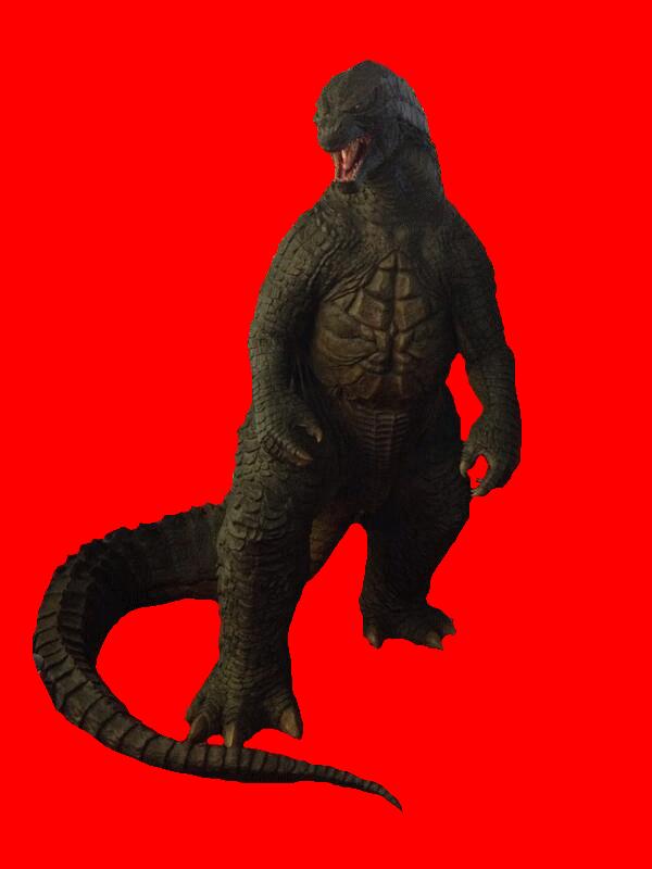Godzilla clipart transparent Godzilla Picture Art Clip Download