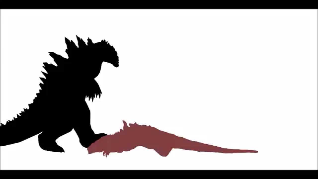 Godzilla clipart youtube Fights Pivot Godzilla vs YouTube