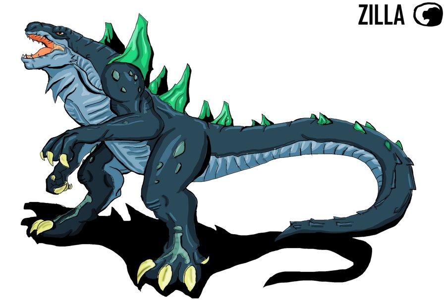 Godzilla clipart zilla Animated:Zilla Godzilla Animated:Zilla Jr DeviantArt