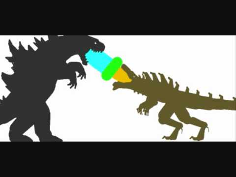 Godzilla clipart zilla Godzilla 1 YouTube Zilla vs