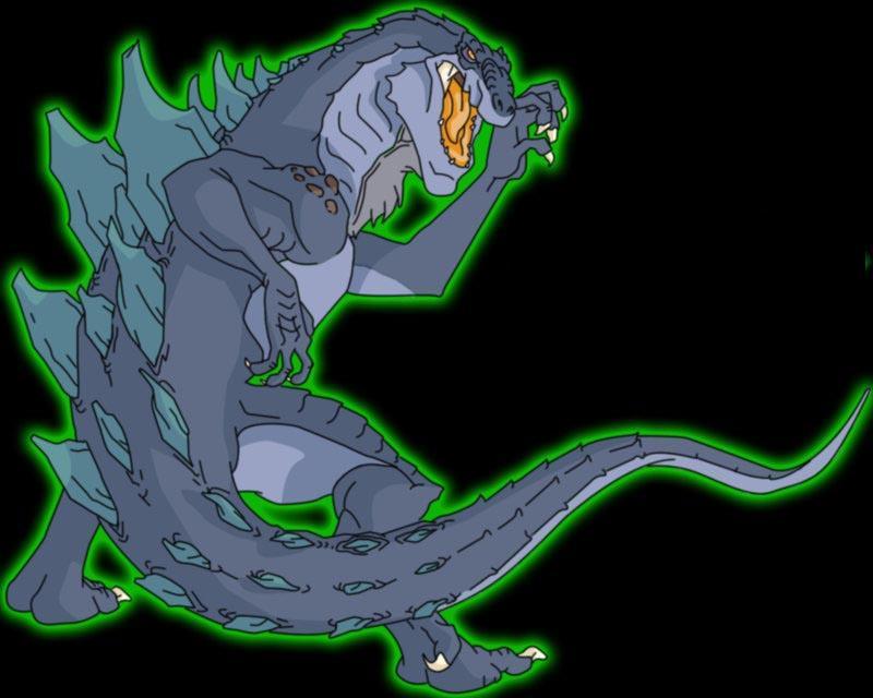Godzilla clipart zilla Zilla FANDOM powered by Heroes