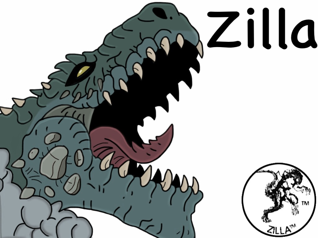 Godzilla clipart zilla 4 by Angrybird54 Godzilla DeviantArt