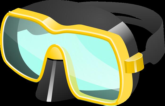 Goggles clipart Free Art Goggles Art &