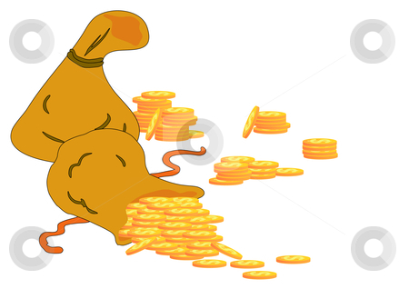 Coin clipart bag gold coin Bags Bags U S of