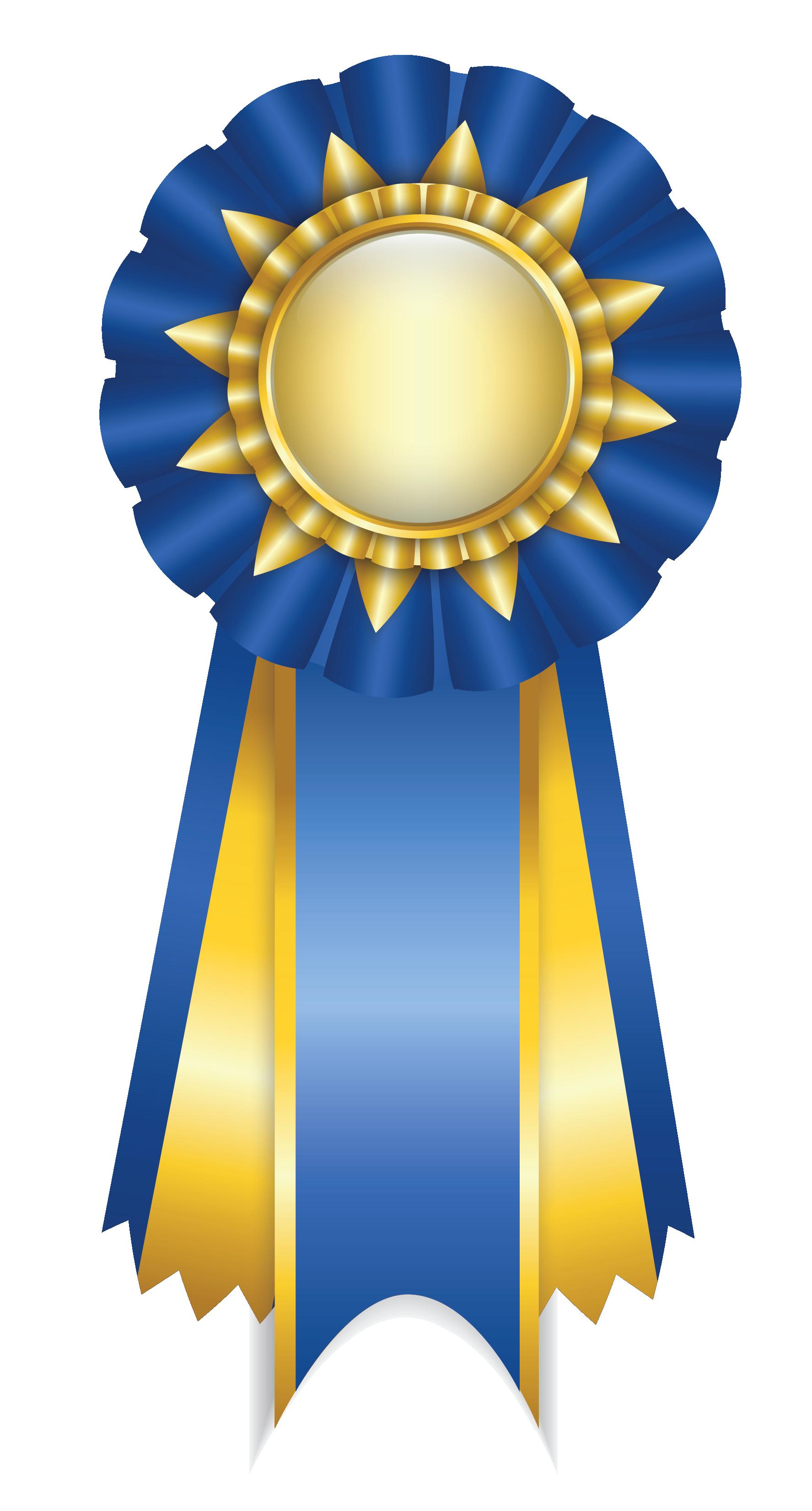 Winning clipart prize Blue Clipart Art Ribbon Inspiration