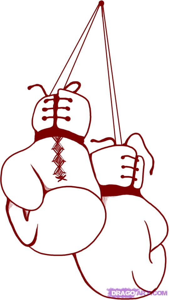 Fist clipart kickboxing glove Pinterest how 5  step