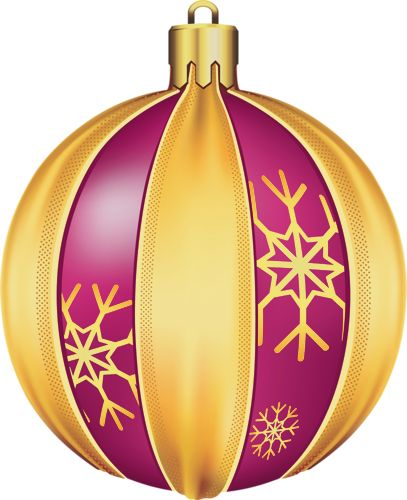 Yellow clipart ornament Ornaments Gold christmas magiel Christmas