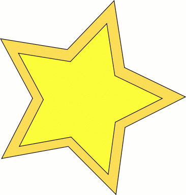 Crayon clipart star Clip Star Clipart  Public