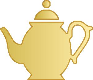 Kettle clipart teacup Clipart Images Outline teapot Clipart