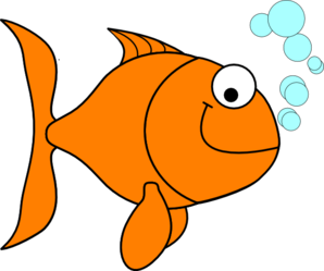 Goldfish clipart orange color Clipart goldfish%20clipart Clipart Goldfish Images