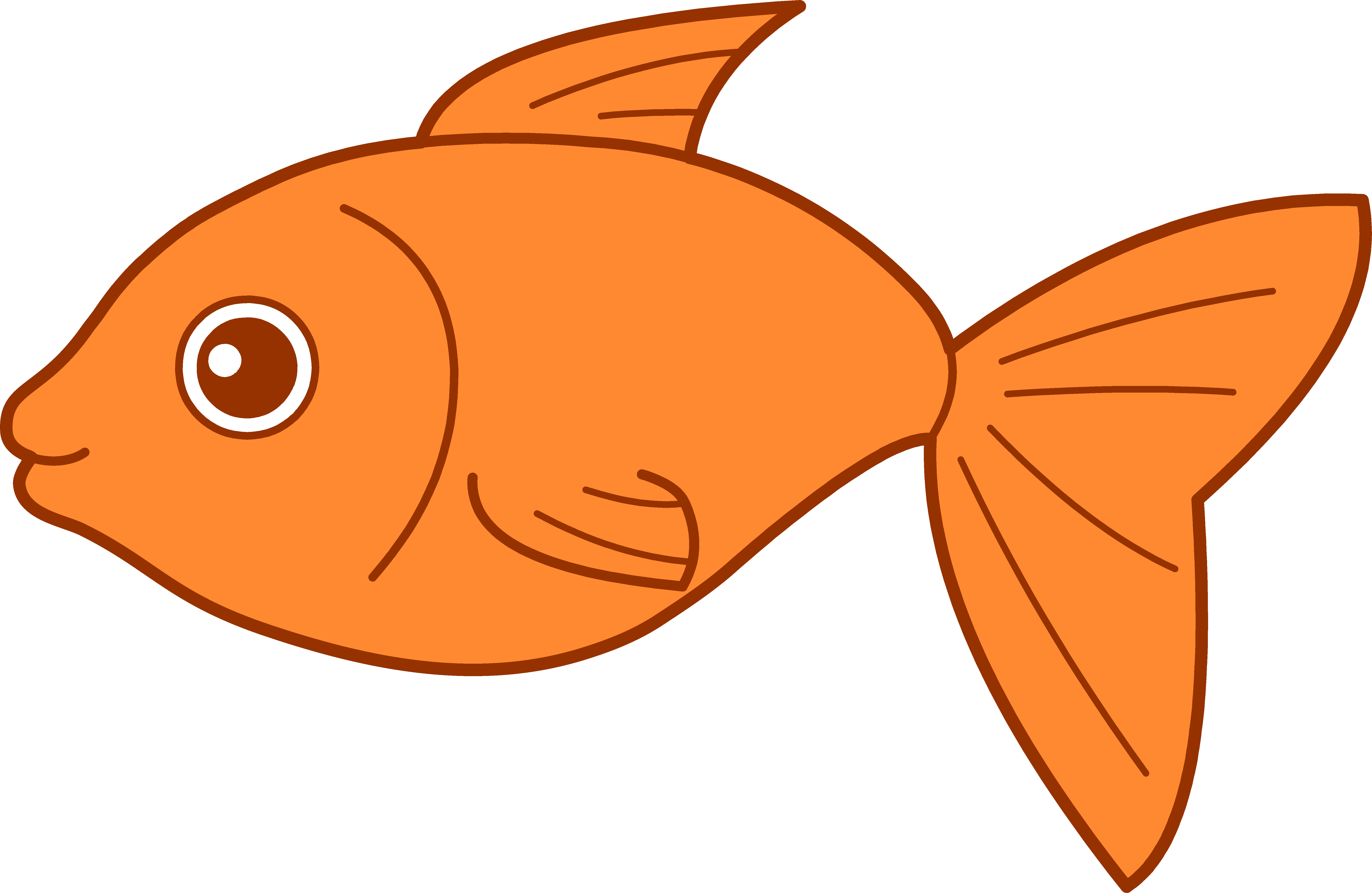 Gold Fish clipart Clipart Clipart Clipart Free Download