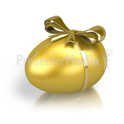 Golden clipart ID# for Egg Great Clipart