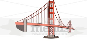 Golden Gate clipart International Golden Food Gate Bridge