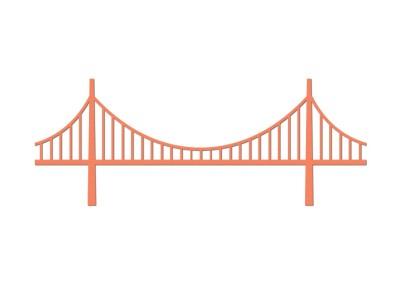 Golden Gate clipart brooklyn bridge #38216 clipart at the bridge