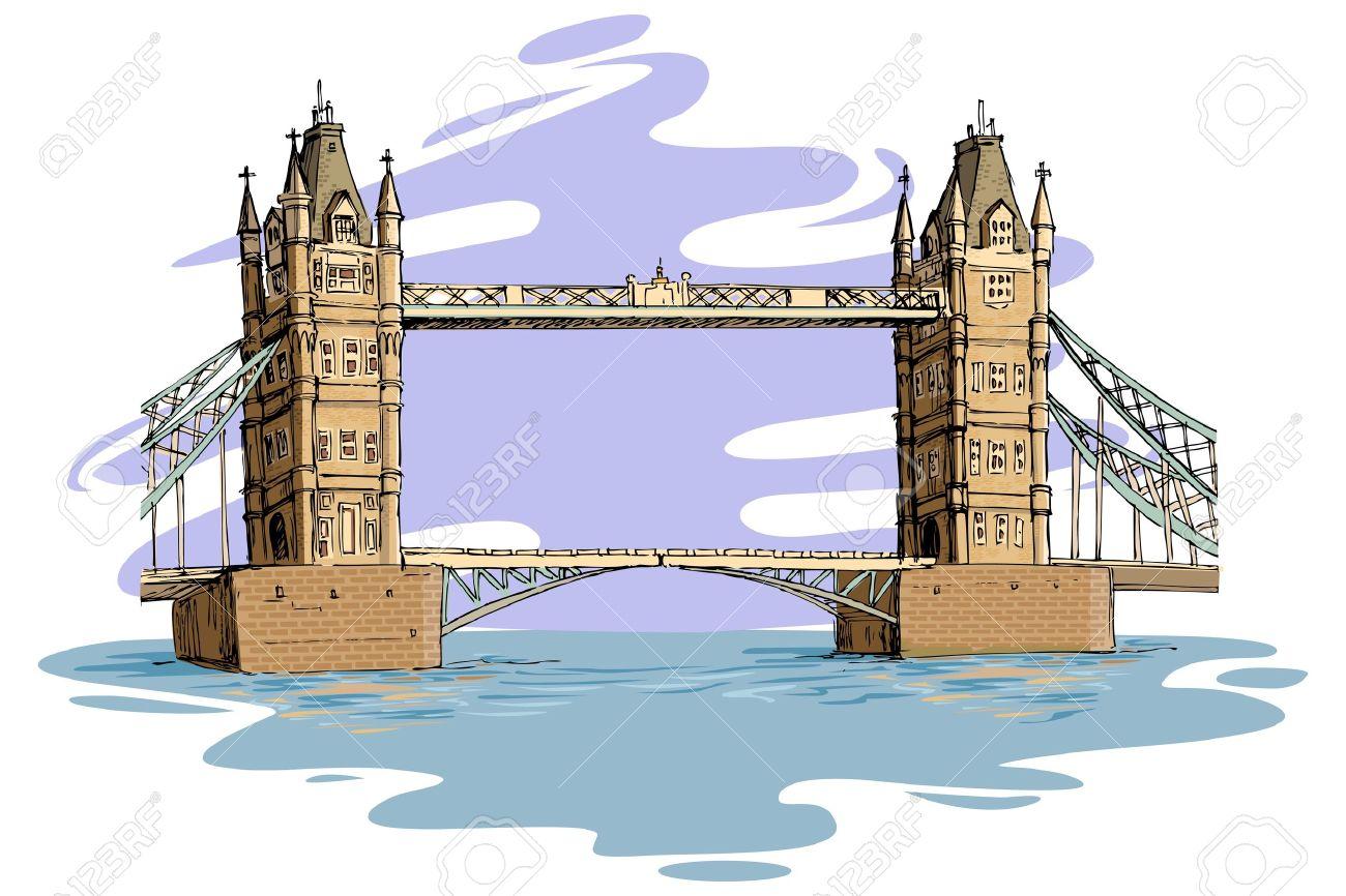 Bridge clipart conjunction Bridge 1253 Clipart Favorite Clipart