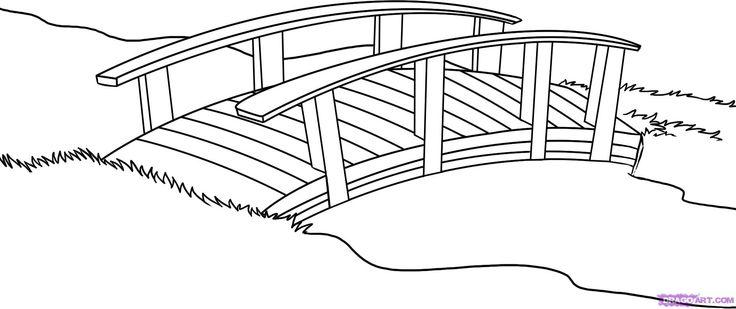 Broken Bridge clipart small Bridge white Bridge And Clip