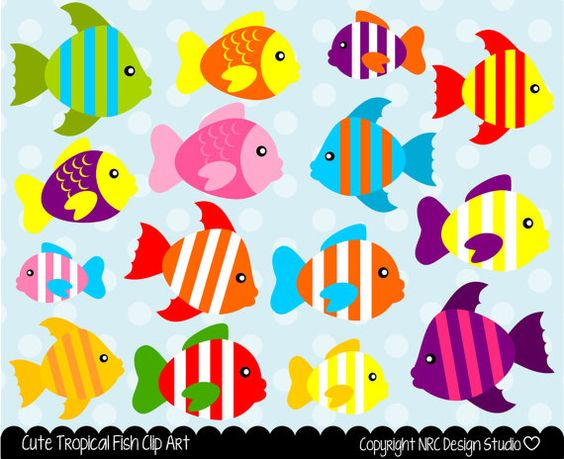 Goldfish clipart baby fish Cliparts Free Clip Free Sea