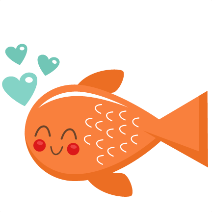 Goldfish clipart baby fish File Baby files cute