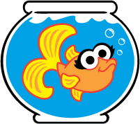 Goldfish clipart dorothy Elmo And Dorothy cliparts Clipart