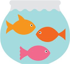 Decoration clipart fish bowl 3  5 with Design: