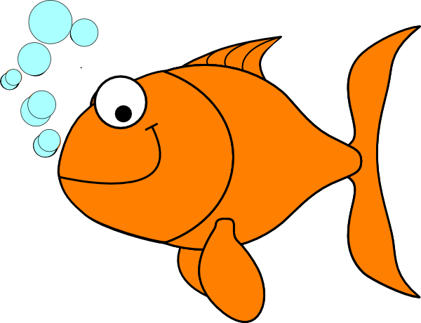 Drawn gold fish transparent background Images goldfish%20clipart Free Clipart Clipart