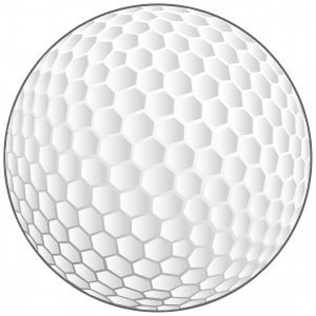 Golf Ball clipart bola Download Free www com graphicsbuzz